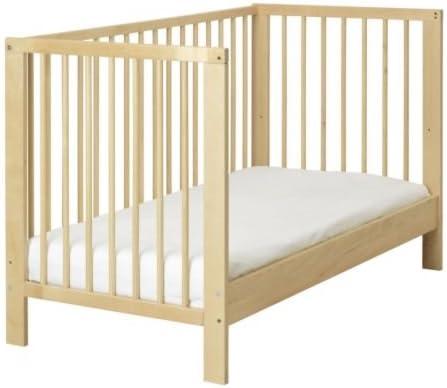 IKEA GULLIVER - Cuna, abedul - 60x120 cm: Amazon.es: Hogar