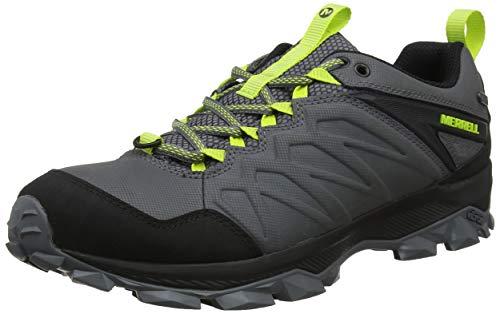 de Basses Homme J46535 Merrell Castlerock Gris Castlerock Randonnée Chaussures zwEqxvcIB