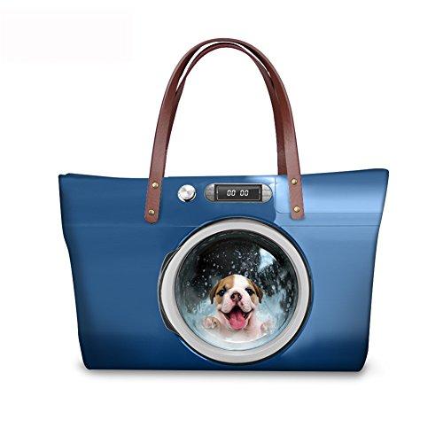 FancyPrint Women C8wc0033al Purse Foldable Vintage Bags School Bags Wallets SqfX7Sxwrv
