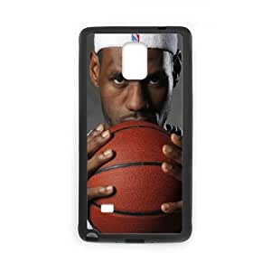 James LeBron Samsung Galaxy Note 4 Cell Phone Case Black ukct