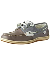 Sperry Women's SONGFISH WAXY CANVAS Boat Shoes
