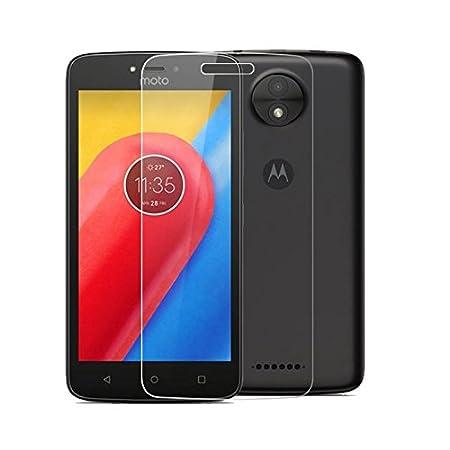 Premium Quality HD Tempered Glass Screen Protector for Motorola Moto C Plus Screen guards