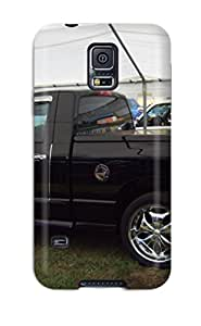 High-quality Durable Protection Case For Galaxy S5(dodge Ram 25)