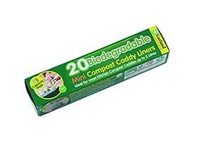 Tierra Garden Biodegradable Compost Liner Bags