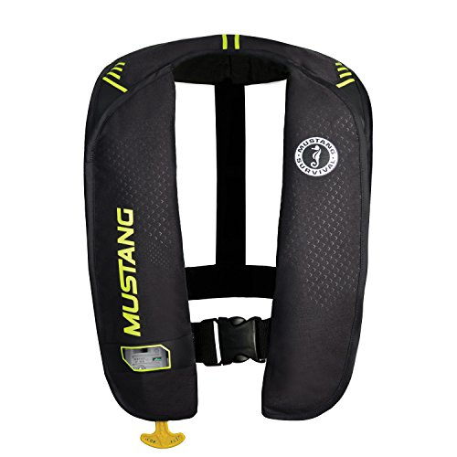 Life Offshore Vest - Mustang Survival MD201602256 M.I.T. 100 Inflatable PFD Automatic Life Jacket