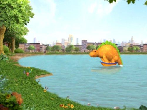 The Dinosaur Museum Mishap]()