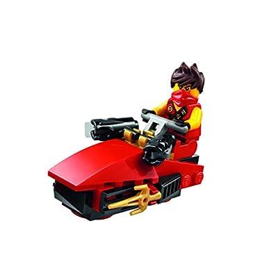 LEGO, Ninjago, Kai Drifter Set (30293) Bagged: Toys & Games