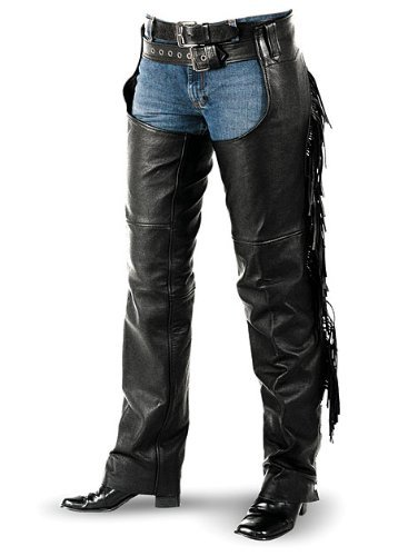 Interstate Leather Chaps - 7