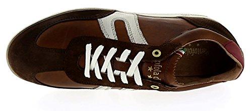 bianco marrone Pantofola Marrone d'Oro uomo Sneaker qI6x6XwAUf