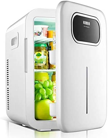 ZWH-ZWH カー冷蔵庫デュアルユースポータブルヒーターや電気がボックスミニ家庭用冷凍暖房医学冷蔵冷凍庫20Lクール冷却 車載用冷蔵庫