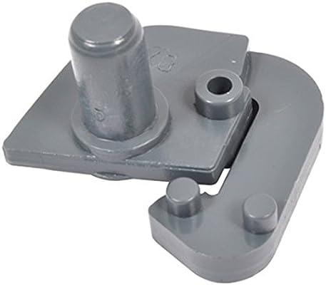 Spares2go RHS - Cerradura de puerta para frigorífico o congelador ...