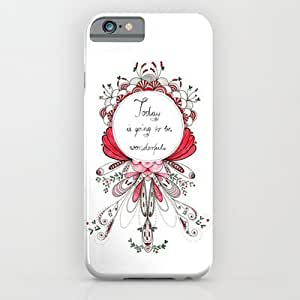 Society6 - Wonderful Day iPhone 6 Case by Youdesignme