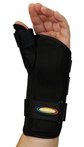(MAXAR Wrist Splint with Abducted Thumb - Left Hand, Small by Maxar )