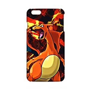 Angl 3D Case Cover Cartoon Anime Pokemon Phone Case for iPhone6 plus