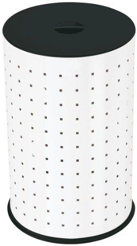 Hailo Wäsche-Behälter Comfort weiß 43 Liter