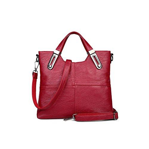 Handbags Bag Ajlbt Bags Tide Retro Messenger Network Ladies Korean Fashion Bag Shoulder XqZwq5