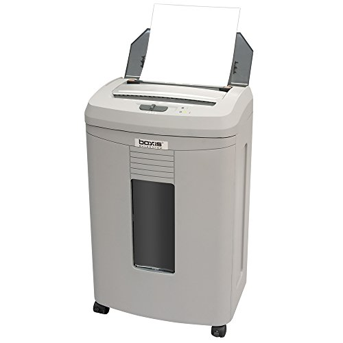 (Boxis AF100 AutoShred 100-Sheet Micro Cut Paper Shredder)