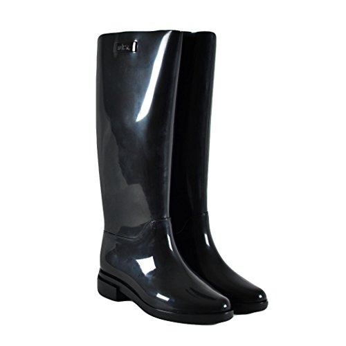 STIVALI ANTIPIOGGIA MELISSA LONG BOOT BLACK 31917 TAGLIA 40