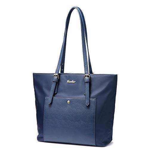 Handbags for Women Shoulder Purse Tote Bag Handle Waterproof Designer Blue