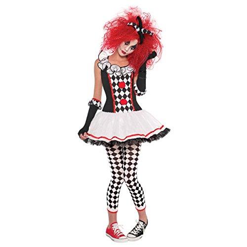 Harlequin Honey Costume - Teen Medium