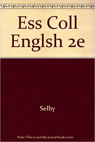 Essential college english a grammar and punctuation workbook essential college english a grammar and punctuation workbook norwood selby 9780673392992 amazon books fandeluxe Images