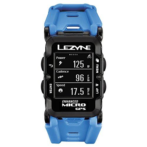 Lezyne GPS Watch, Blue, One Size by Lezyne