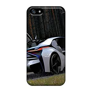 Pollary Premium Protective Hard Case For Iphone 5/5s- Nice Design - Bmw Vision