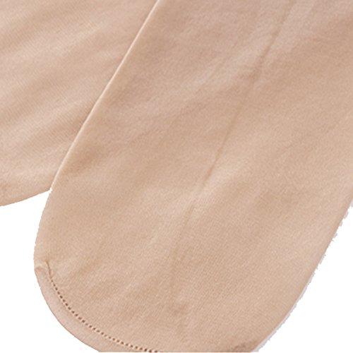 Pantaloni Donna Snifgoij Calze Anti-gancio Anti-off Sezione Sottile  Trasparente Tomaia Inferiore Tomaia Nero Colore Carne,A-OneSize: Amazon.it:  ...