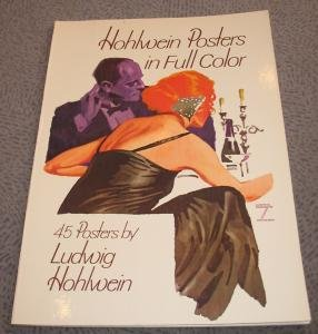 Hohlwein Posters in Full (Ludwig Hohlwein Color)