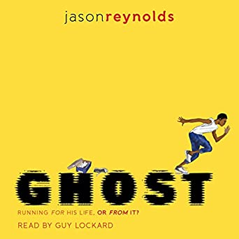 Amazon com: Ghost (Audible Audio Edition): Jason Reynolds, Guy