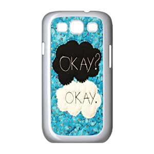 Cyber Monday Store Customize Samsung Galaxy S3 I9300 Back Case The Fault in Our Stars JNS3-1410