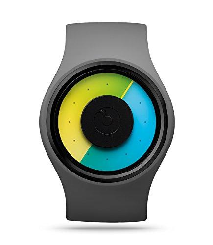 ZIIIRO Z0004WGYT Aurora Gray Unisex Watch