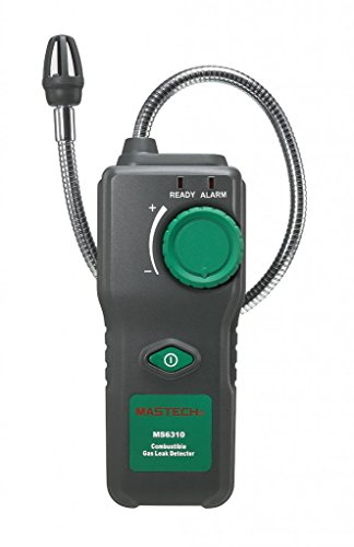 MASTECH MS6310 Combustible Gas Leak Detector Natural Gas ...