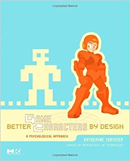 better game characters by design a psychological approach