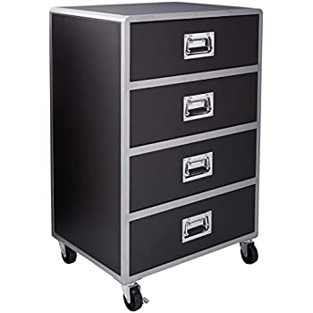 Coaster Home Furnishings LeClair Modern Contemporary Youth Mobile Metal Four Drawer Storage Chest with Casters -  sc 1 st  Amazon.com & Amazon.com: Coaster Home Furnishings LeClair Modern Contemporary ...