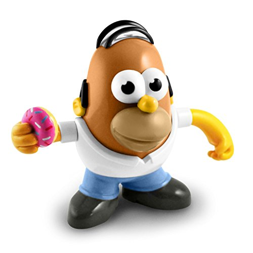 mr potato head simpsons - 1