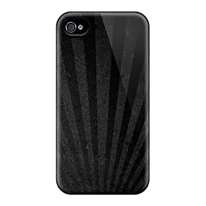 New Snap-on CaroleSignorile Skin Cases Covers Compatible With Iphone 6- Grunge Sunburst