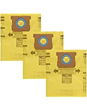 Preciser Wet Dry Vacuum Bags Replacement for 5-8 Gallon Shop Vac Vacuum Cleaners, Replace Shop Vac Part # 90661 906-61 9066100 Type E and 90671 906-71 9067100 Type H