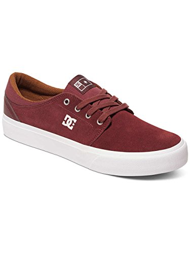 Pure Sang DC Shoes Sneakers Rouge de Garçon Bœuf Basses q5FUzwnRC