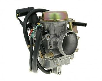 Vergaser NARAKU RACING 30mm -Agility 125 City Kwang Yang Kymco