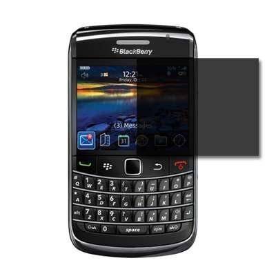 Don Accessory Privacy Screen Protector for Blackberry Bold 9700, Onyx 9700, 9020, 9780