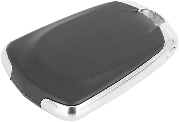 X AUTOHAUX New Car Keyless Remote Key Fob Shell Case Black HYQ2AB for Cadillac Escalade 2015-2018