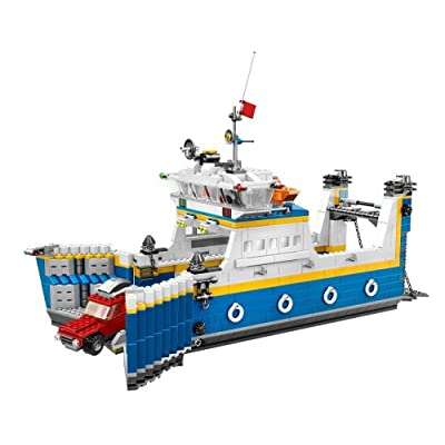 LEGO Creator Transport Ferry: Toys & Games
