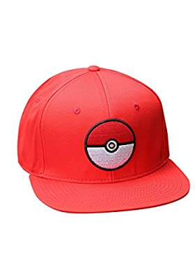 Pokémon Pokeball Trainer Red Snapback Hat by Pok?mon