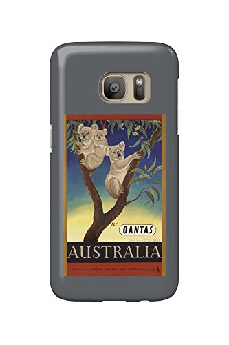 qantas-australia-vintage-poster-artist-mayo-eileen-australia-c-1953-galaxy-s7-cell-phone-case-slim-b