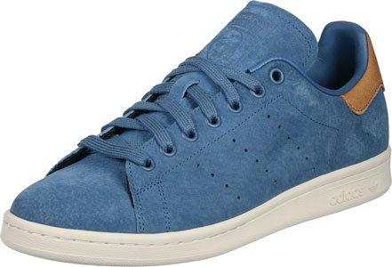 Zapatilla Smith Bajo Stan Off Blue Deporte Blue Adidas El de Cuello Adulto Core Core Bleu White Unisex 5qEndw4Cwx