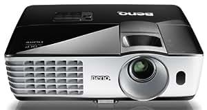 BenQ MH680 - Proyector DLP (Full HD, contraste de 13000:1, 1920 x 1080 píxeles, 3000 lúmenes ANSI, 3D, HDMI, D-Sub, USB para Wi-Fi), color negro