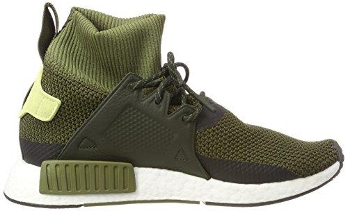 adidas NMD_xr1 Winter, Scarpe da Fitness Uomo Verde (Carace / Carnoc / Tiesom 000)