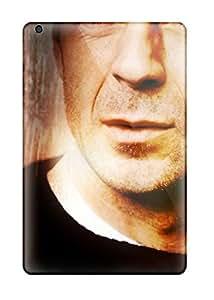 Rolando Sawyer Johnson's Shop New Style 7009428K40314701 New Cute Funny Bruce Willis Case Cover/ Ipad Mini 3 Case Cover