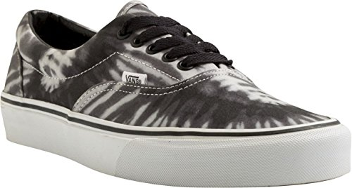 Vans Unisex Era Sneakers Black/Grey 7gBAy